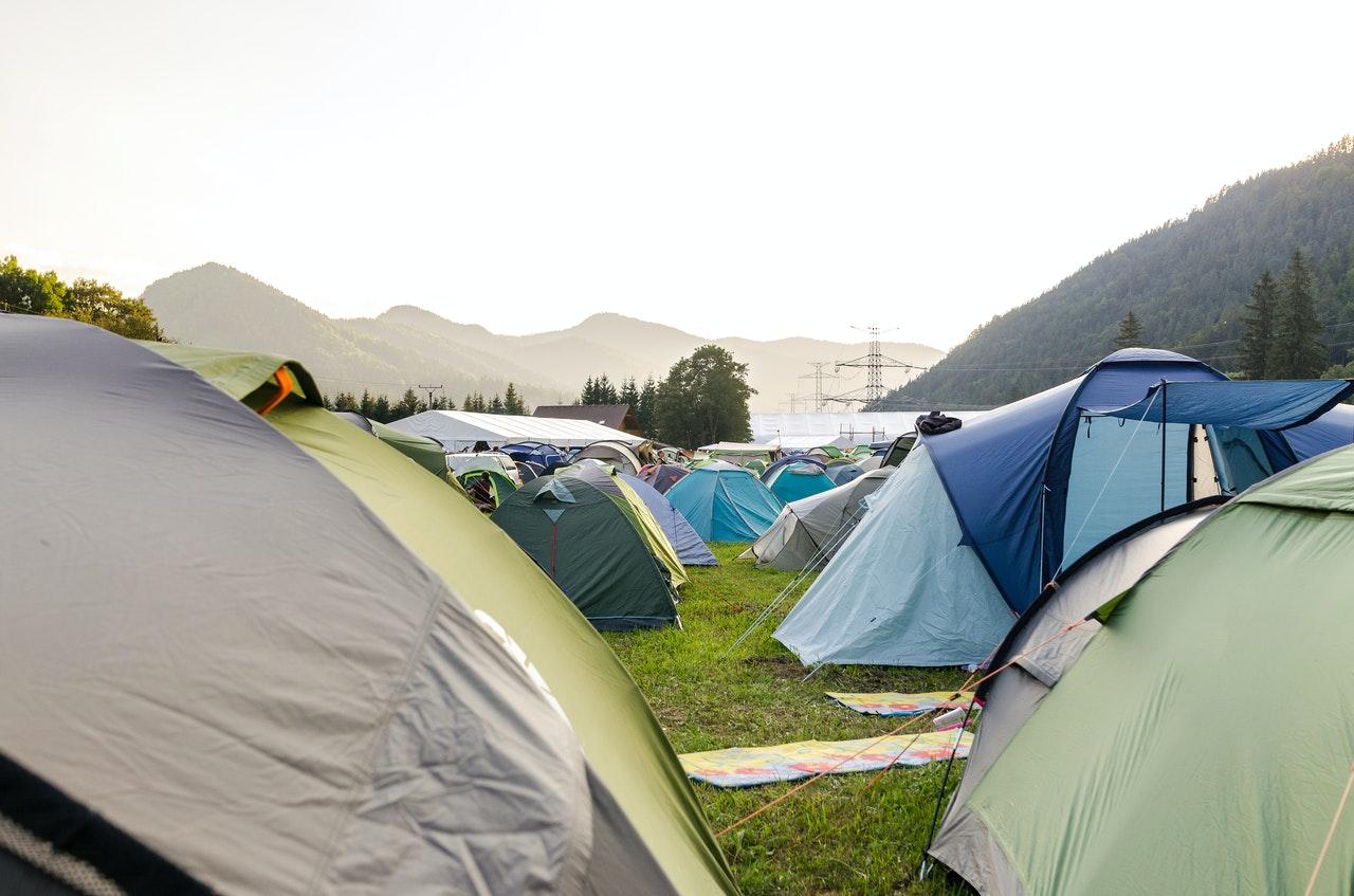 Camping de Leistert open met Pasen