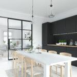 Een taatsdeur glas in je huis